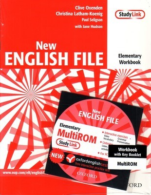NEW ENGLISH FILE ELEMENTARY (A1)